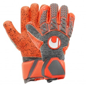 Uhlsport Supergrip Finger Surround - Grijs/Rood
