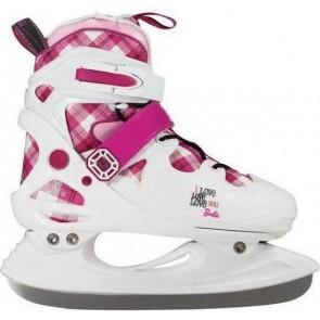 Barbie schaats verstelbaar van 38 tot maat 42 !!