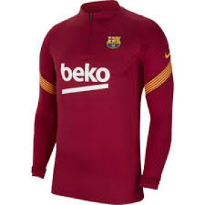 Nike FC Barcelona Drill Top Kids