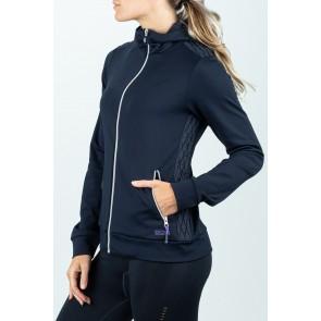 Sjeng Sports Hooded Trainingsjack Dames